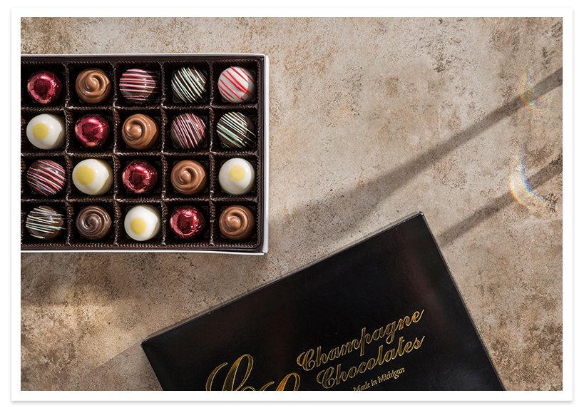 Gourmet Chocolate Assortments  - Small Batch, Made Fresh Daily - Artwork_129%4072x-100