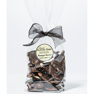 Dark Almond Bark